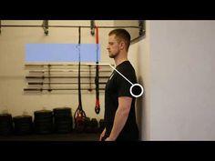 Verspannungen zwischen den Schulterblättern lösen mit diesen Übungen: Mit dieser Übungssequenz wirst du die Verspannung langfristig los!