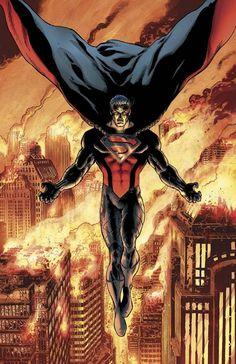 Evil Earth-2 Superman