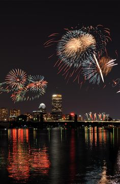 From Seattle to Miami, we're showing you where to see America's most epic fireworks for the Fourth of July.
