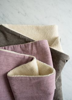 Corinne's Thread: Cozy Sewn Cowl
