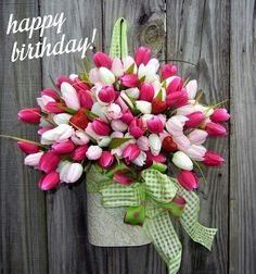 Best Birthday Wishes Images to Wish Your Friends Or Family a Happy Birthday - Latest Collection of Happy Birthday Wishes Birthday Wishes Flowers, Birthday Wishes And Images, Happy Birthday Flower, Best Birthday Wishes, Happy Birthday Pictures, Birthday Blessings, Happy Birthday Sister, Wishes Images, Birthday Bash