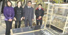 IPN crea deshidratador solar de alimentos                              …