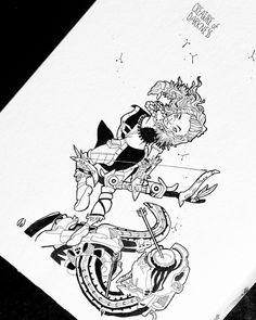 Inktober Day 22 #inktober2018 #drawing #ink #inktober #horizonzerodawn #fanart #aloy #artwork #illustration #dorothygranjo #genevaart Horizon Zero Dawn, Ink Art, Inktober, Fanart, Day, Drawings, Illustration, Artwork, Instagram