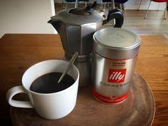 #blackmagic #coffee #coffeetime #illycoffee