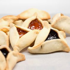 Straight to the Hips, Baby: Old-School Hamentashen