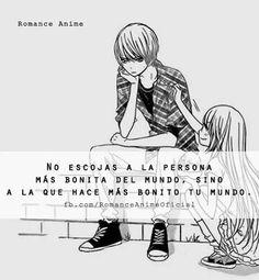 Frases anime Sad Anime, Anime Love, Secret Life Of Rabbits, Kawaii Quotes, Spanish Phrases, Anime Style, Shoujo, Love Quotes, Nostalgia