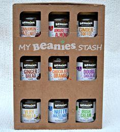Beanies Flavour Stash Box