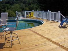 Need a deck? Let us design it and build it for you!! Baltimore MD Deck Contractor – ARH Decks (410) 718-0388