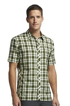 04021a13ed41 Find organic and sustainable merino wool shirts for men at Icebreaker. Meet  the elements head on with Icebreaker men s outdoor shirts and men s merino  wool ...
