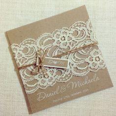 Desdubre tus invitaciones de boda para este invierno #BodaTotalRevista