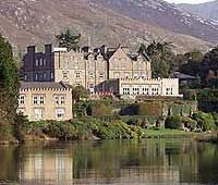 Ballynahinch Castle is an intimate 4 star Irish castle hotel set in 350 acres of woodlands, rivers and walks at the heart of Connemara.