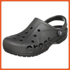 crocs Unisex Baya Clog, Graphite, 12 M (D) US Men / 14 M (B) US Women - Mules and clogs for women (*Amazon Partner-Link)