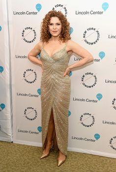 Bernadette Peters Beaded Dress