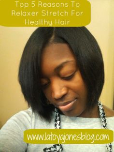 Relaxed Hair Before And After Google Search Chemical