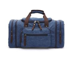 Sindermore new large-capacity extended canvas men travel bags hand luggage  duffle bag daa6ec56cb7b7