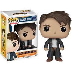[Doctor Who: Pop! Vinyl Figures: Jack Harkness (Product Image)]