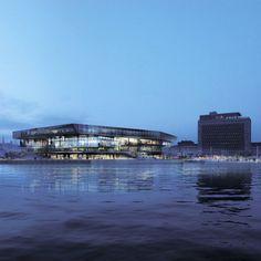 Urban Mediaspace_SHL Architects