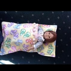 American Girl doll sleeping bag