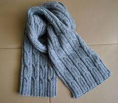 men's scarf free knitting pattern - Iskanje Google