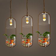 New+Modern+Contemporary++Decorative+Design+Pendant+Light/+Dinning+Room,+Living+Room,+Bedroom(Does+Not+Include+Plants+–+GBP+£+155.97