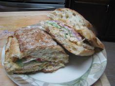 Dee Dee Loves Recipes: Panera's Frontega Chicken Panini