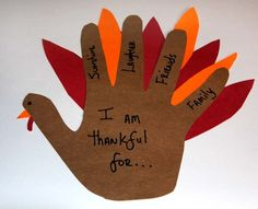 Turkeys and Indian corn: two easy kid's crafts for Thanksgiving - Oklahoma City Arts and Crafts | Examiner.com