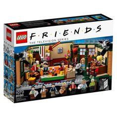 LEGO Releases Friends Set in Honor of Sitcom's Anniversary — and It Includes Gunther! — People LEGO Releases Friends Set in Honor of Sitcom's Anniversary — and It Includes Gunther! Tv: Friends, Lego Friends Sets, Friends Moments, Friends Series, Friends Tv Show Gifts, Friends Cake, Friends Merchandise Tv Show, Friends Episodes, Ross Geller
