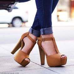 Summer Is Right Around The Corner!☀️ This Would Be The Perfect Time To Revamp Your Wardrobe.✨ SO MANY NEW ARRIVALS JUST HIT OUR SITE! Stock Up On This Season's Hottest Heels NOW! Style Name / Jayne #LolaShoetique | lolashoetique.com