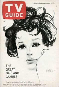 Garland TV Guide Cover