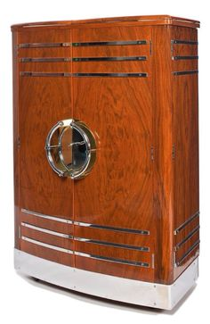 This cabinet is a stunning original Art Deco design cupboard, perfect condition.