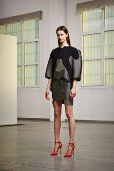 Antonio Berardi pre-fall 2014 collection