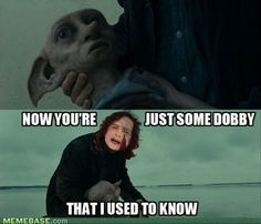 I Used To Know - Hilarious Harry Potter Memes