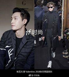 Lay Zhang chính là nam nhân tiếp theo của EXO được Vogue khen không tiếc lời vì mặc đẹp - Ảnh 3. Valentino, Mac, Vogue, Movies, Yixing, Fictional Characters, Clothing Branding, Films, Cinema