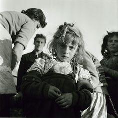 gypsies by Jane Bown