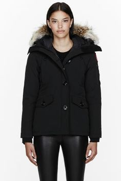 Canada Goose hats outlet price - CANADA GOOSE Shelburne Fur-Trimmed Down Coat. #canadagoose #cloth ...