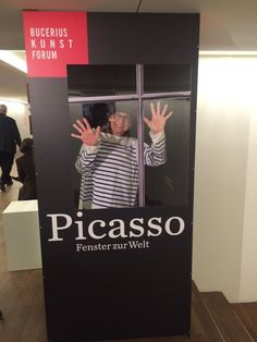 via Twitter Ursula Herbst: #PicassoMe