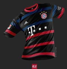 Football Kits, Football Jerseys, Club Shirts, Munich, How To Wear, Clothes, Landscaping, Rainbow, Soccer Shirts