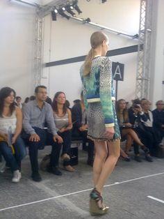 ANGELO MARANI Spring Summer 2013 Fashion Show