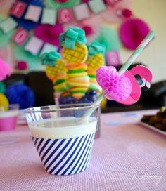 Flamingo   Pineapple Party