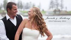 Jacinda & Anthony - Married!