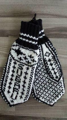 Ravelry: Subaruvott Subaru mittens pattern by Jorunn Jakobsen Pedersen