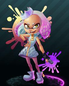 Pearl Splatoon 2