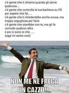 e poi ci sono io! Wtf Funny, Funny Facts, Funny Cute, Funny Jokes, Funny Images, Funny Photos, Italian Memes, Friends Tv Show, Funny Moments