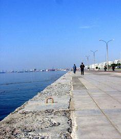 Thessaloniki - ne çok yürürdük burada...