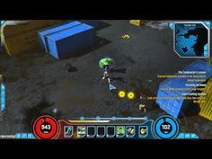 Marvel Heroes - gameplay 2 free to play f2p mmo game Action