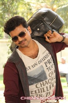 www.chennaivision.com - Tamil Actor Vijay Photos