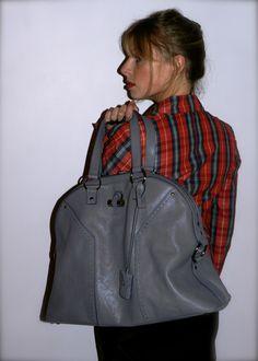 Julie's Outfit - YSL Bag