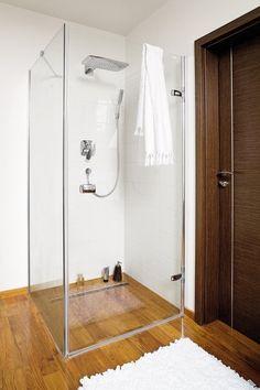 Drewno w łazience - trwałość i klasa - Dom