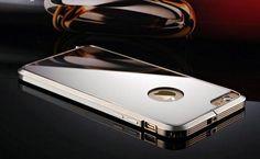 Fancy - Luxury Steel iPhone 6 / 6+ Mirror Case