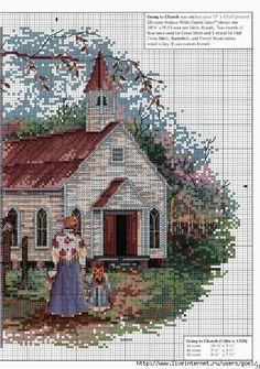 A través de Marie Allen GOING TO CHURCH 3